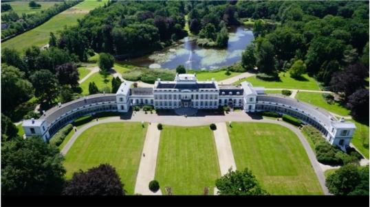 Tuin Paleis Soestdijk : Paleis soestdijk: landgoed paleis en bijgebouwen